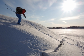 Skidguide 2015 Lekande lätt utför Foto Tomas Almbo 00618