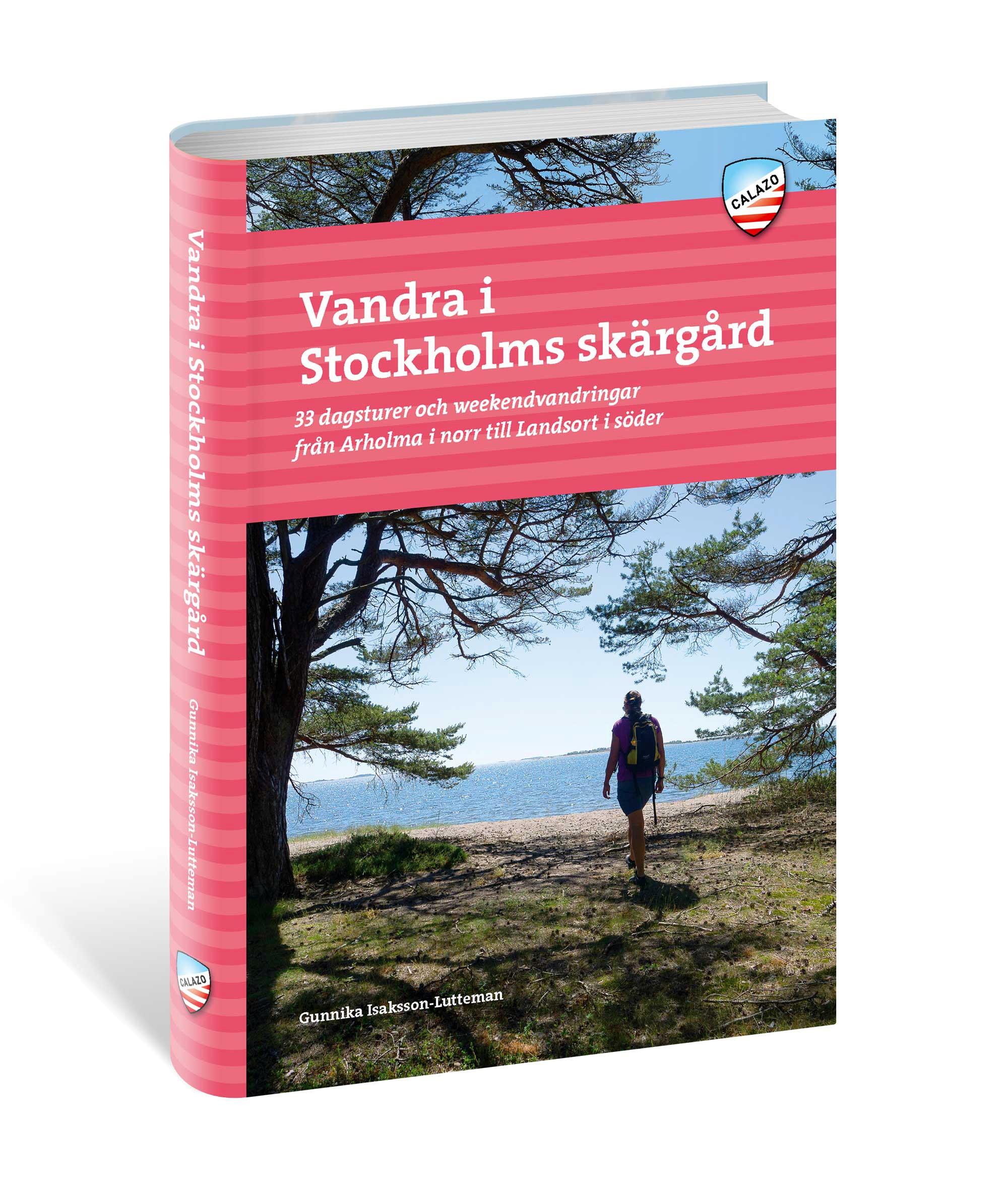 Produktbild Vandra i Stockholms skärgård